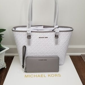 New MK Tote Bag with Wallet